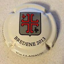 Capsule de Champagne LANAUD J. 17. Bredene 2013