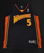 BARON DAVIS Golden State Warriors NBA Reebok Swingman Jersey Sewn Blue XL