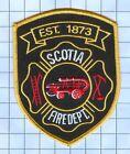Fire Patch - Scotia Est 1873
