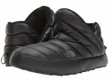 THE NORTH FACE WOMEN'S THERMOBALL TRACTION BOOTIE - SHINY TNF BLACK