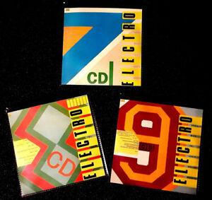 ELECTRO 7,8,9  STREET SOUNDS cds