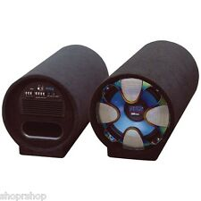 PYLE PLTAB10 Blue Wave Series Amplified Subwoofer Tube System