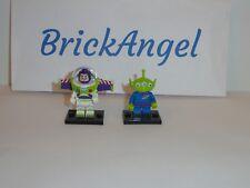 NEW LEGO Disney Mini Figures 71012 Buzz Lightyear & Alien Series 1 Toy Story