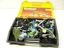 1996 Mattel Construx Action Deluxe Builder Set Building Construction Toy