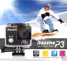 Genuine Dazzne P3 Wifi Full HD 16MP HD 1080P Action Camera Sport Car Bicycle DV