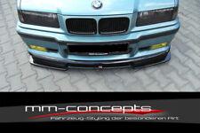CUP Spoilerlippe für BMW M3 E36 Coupé 3er Front Schwert Ansatz V2 **