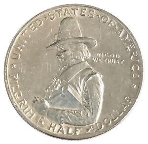 1920 Pilgrim Tercentenary Half Dollar Commemorative