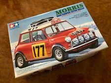Tamiya | 1:24 | Mini Cooper S | 1st Monte Carlo Rally | Factory Packed & Sealed
