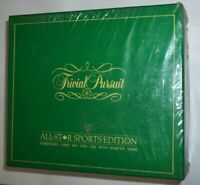 Trivial Pursuit ALL-STAR SPORTS EDITION Subsidiary Card Set Sealed