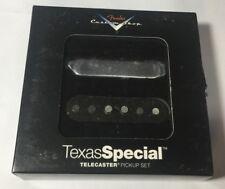Genuine USA Fender Custom Shop Texas Special Tele Guitar Pickup set American NEW