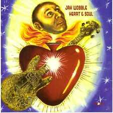 JAH WOBBLE Heart & Soul CD Reggae / Dub – on Trojan Records