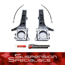 """4"""" Leveling Lift Kit Spindles for 2005-2018 Toyota Tacoma 6-Lug 2WD Suspension"""