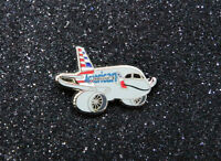 Pin AMERICAN AIRLINES AA Dreamliner chubby pudgy Boeing 787 1inch metal Pin B787