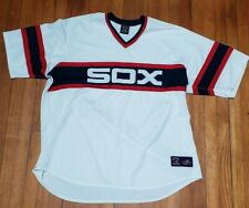 Majestic Cooperstown Collection Chicago White Sox Jersey. Size 4X