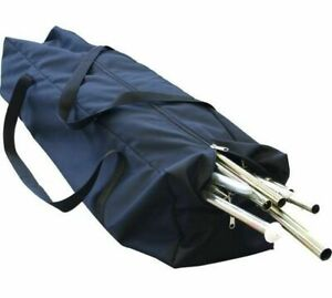 Eurotrail Storage Bag for Tent Frames, Poles and Accesories 120x25x23 cm Black
