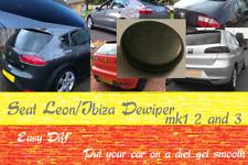 Asiento Leon Ibiza mk1 mk2 mk3 CUPRA FR Trasero dewiper eliminar