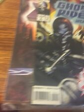 GHOST RIDER 2099 First Issue Sealed  with SEGA Sub-Terrania Tips Poster