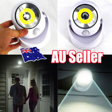 LED Light 360 Atomic Angel Cordless Motion Activated Light Swivels 360-Degrees B
