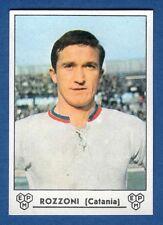 FIGURINE FOOTBALLEURS PANINI 1964/65 - RÉCUPÉRATION - ROZZONI - CATANIA