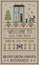 Baby Cross Stitch Kit