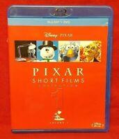 Pixar Short Films Collection Vol. 1 Blu-ray/DVD, 2011 2-Disc set No Digital Code