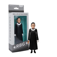 RBG RUTH BADER GINSBURG action figure Brand New!! In Stock! Fast Shipping!