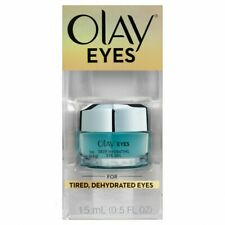 OLAY Eyes Deep Hydrating Eye Gel Hydrates Cooling Hyaluronic Acid Vitamin B5