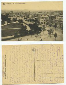 10114 - Cambrai - Panorama des Boulevards - Ansichtskarte, datiert 12.12.1916