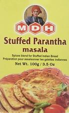 MDH Stuffed Parantha Masala 100 Gm,Spices,Herbs,Seasonings,Indian Spices Masala