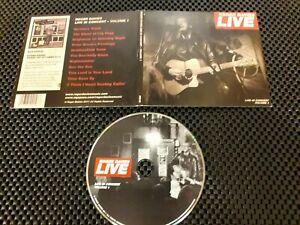 Roger Davies - Live (CD)