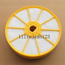 DYSON DC07 WASHABLE PRE MOTOR YELLOW ROUND FILTER