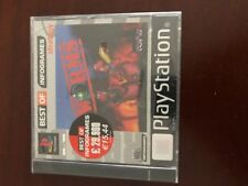 Worms (PS1/PS2/PS3) PAL UK New Sealed
