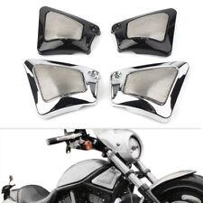 Airbox Frame Neck Side Air Intake Cover for Harley Night Rod VRSCD V-Rod VRSCAW