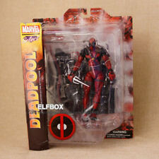 """7"""" Marvel Select Deadpool Action Figure Figurine Statue Boxed Collectors Edition"""