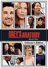 Grey's Anatomy - Season 1 - [DVD] - DVD  1WVG The Cheap Fast Free Post