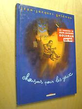 Goldman Chansons pour les yeux 2004 Götting Zep Vatine Yoann