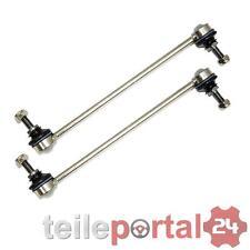 2x Stange/Strebe, Stabilisator, Koppelstange Vorne Nissan Renault Links Rechts