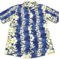 Royal Hawaiian Creations Mens Aloha Shirt Small S Made in Hawaii