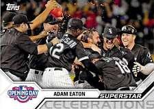 2017 Topps Opening Day Superstar Celebrations Insert #SC-11 Adam Eaton White Sox