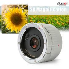 Viltrox 2X AF Auto Focus Teleconverter Lens Extender Adapter  for Canon V7C9