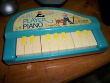 Vintage Toy Tomy Little Piano Player Great Working Condition This Old Man