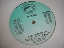 Chill of the Night - Chill of the Night - Vinyl 12'' - Super Rare SEALED!