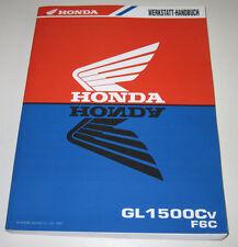 Werkstatthandbuch Honda GL  C 1500 Motor Bremse Elektrik Schaltpläne Mai 2003
