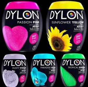 Dylon Machine Dye All in One Fabric Dye Pods 350 gm