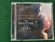 THE PHANTOM OF THE OPERA - Movie Soundtrack CD