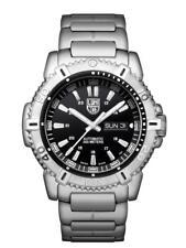 Luminox MODERN MARINER AUTOMATIC Stainless Steel Black Dial Men's Watch XS.6502