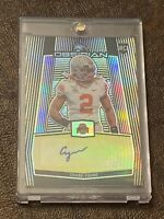 2020 Panini Obsidian Chase Young RC Rookie Card Autograph Auto Gold #3/10