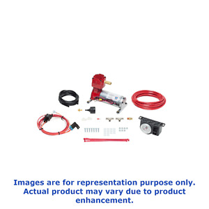 Firestone Air Compressor Suspension Maximum 145 psi 12 V DC 17.0 Amps Kit 2097