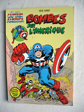 ARTIMA 1ere SERIE CAPTAIN AMERICA BOMBES SUR L'AMERIQUE TOME 17 COMME NEUF