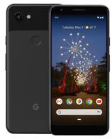 SEALED/Google Refurbished/Factory Unlocked/Pixel 3a 64GB/ Dual SIM 1yr Warranty